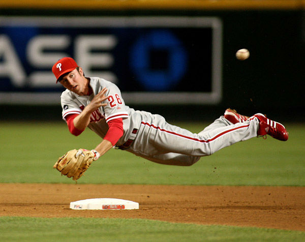 Chase Utley is About To Retire And I'm A Sad Boy