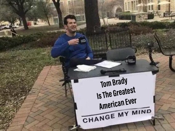 Tom Brady: Greatest American Ever