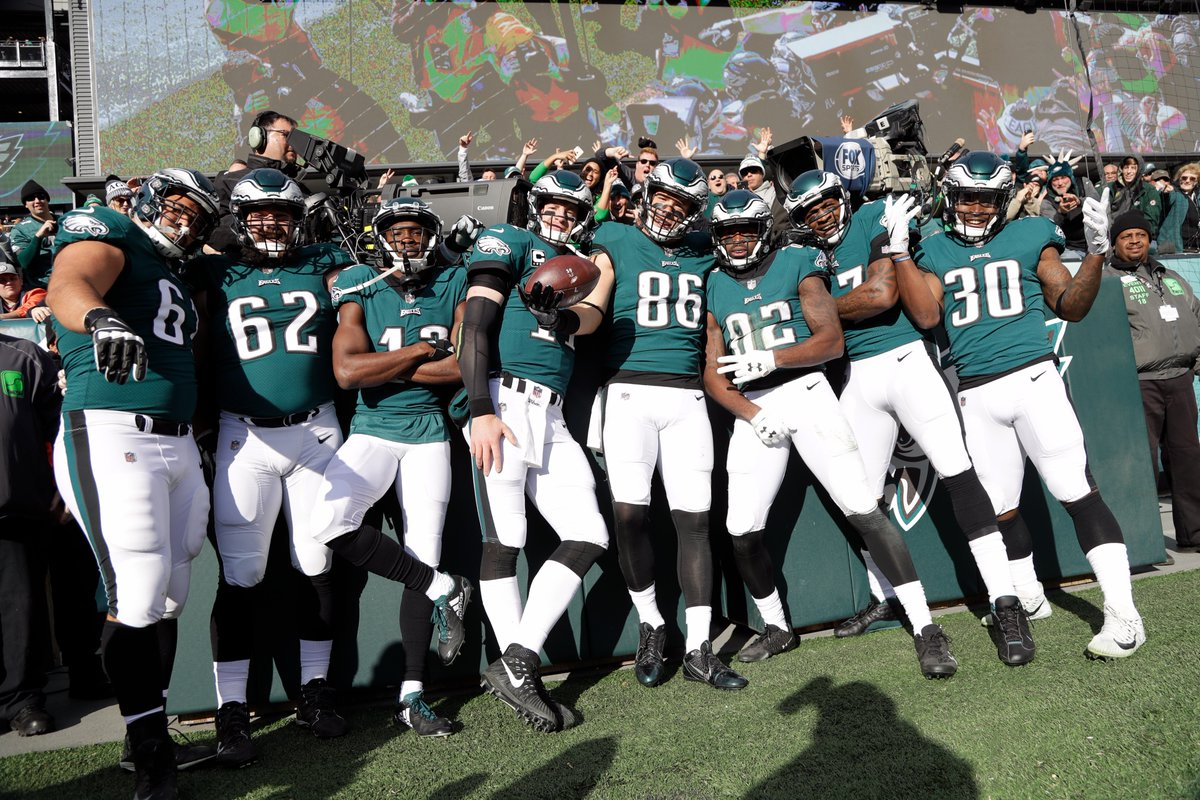 There's Nothing Like Loving The Philadelphia Eagles