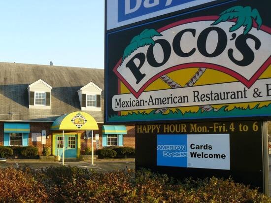 The Branded Hour.  Branded Sports Happy Hour Review:  Poco's