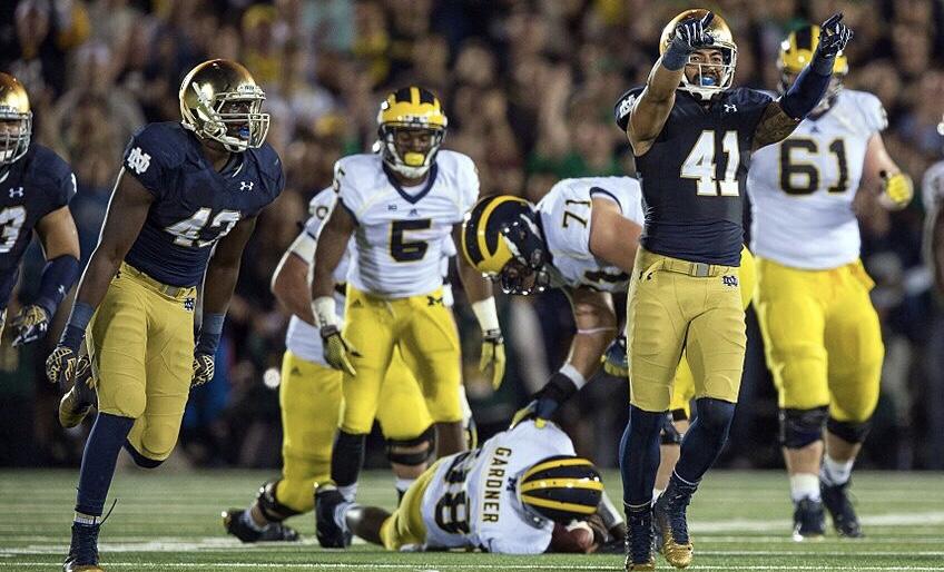 Rivalry Renewed… ND vs Michigan is BACK!