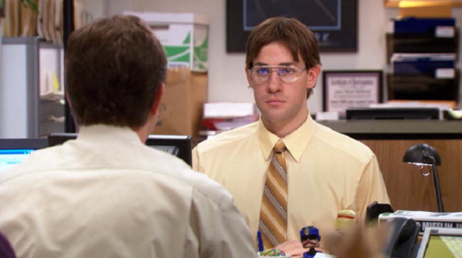 How Come People Dont Realize Jim Halpert Is A Bully And A Dick?