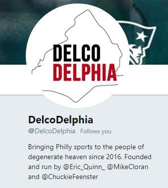 Follow Friday: DelcoDelphia
