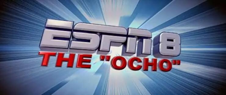 "ESPN 8 ""The Ocho"" …OK Cotton"