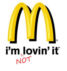 McDonald's Morning Latte (bleach)