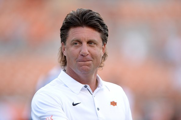Mike Gundy Has His Own Prop Bet
