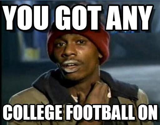 College Football Week 4