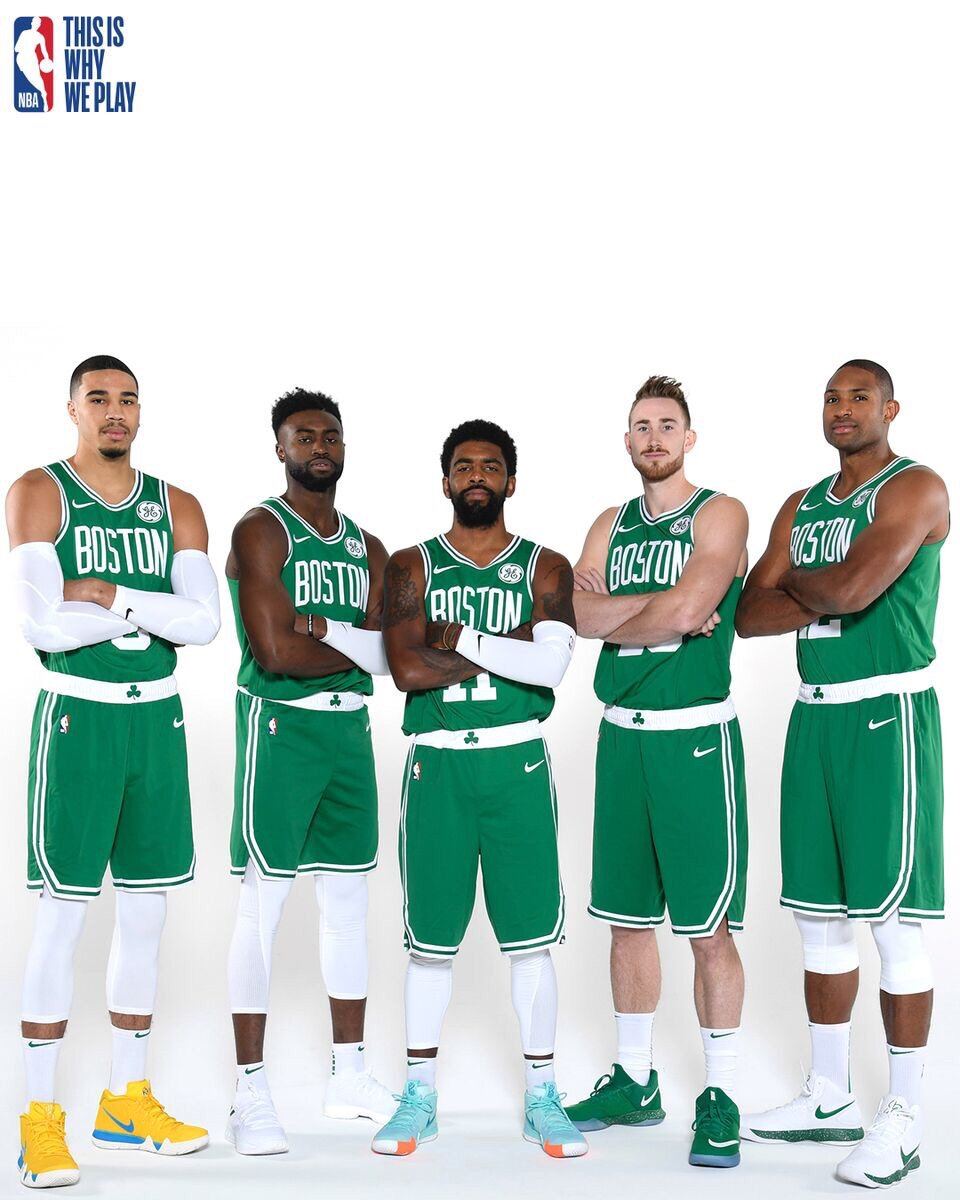 This Celtics Team Already Has the Feel of a Group Ready to Win it All