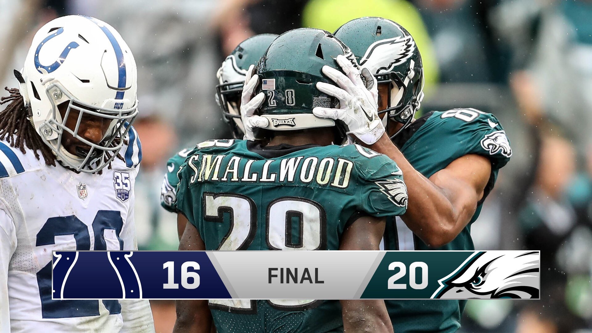Eagles Colts, Best Of The Best