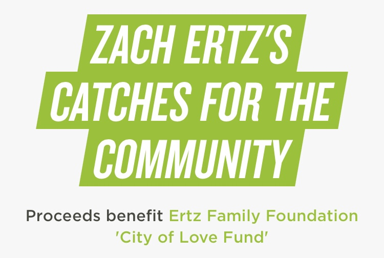 Pledge To Support The Ertz Family Foundation