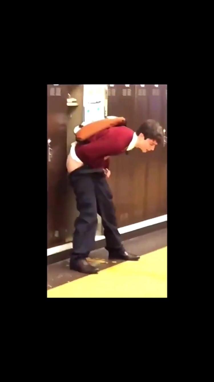 """Kid """"Pranks"""" His School And Everyone Poops Their Pants NSFW"""