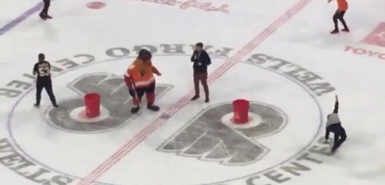 It Should Be No Surprise Gritty Shot Someone With The T-Shirt Gun First Day On The Job