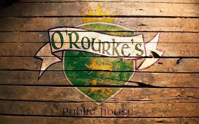 The Branded Hour:  O'Rourke's Public House