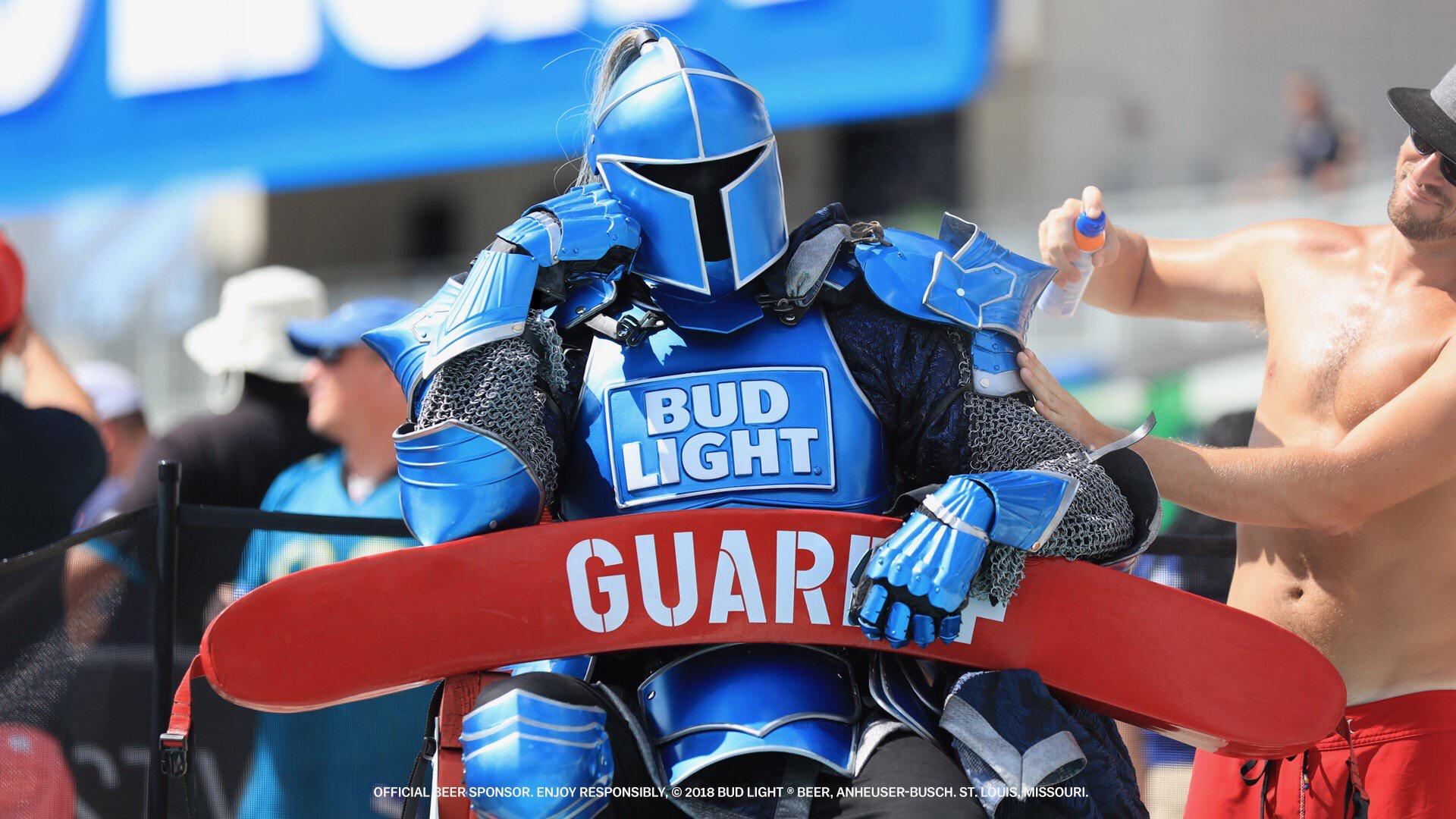 Football Friday:  Bud Light!