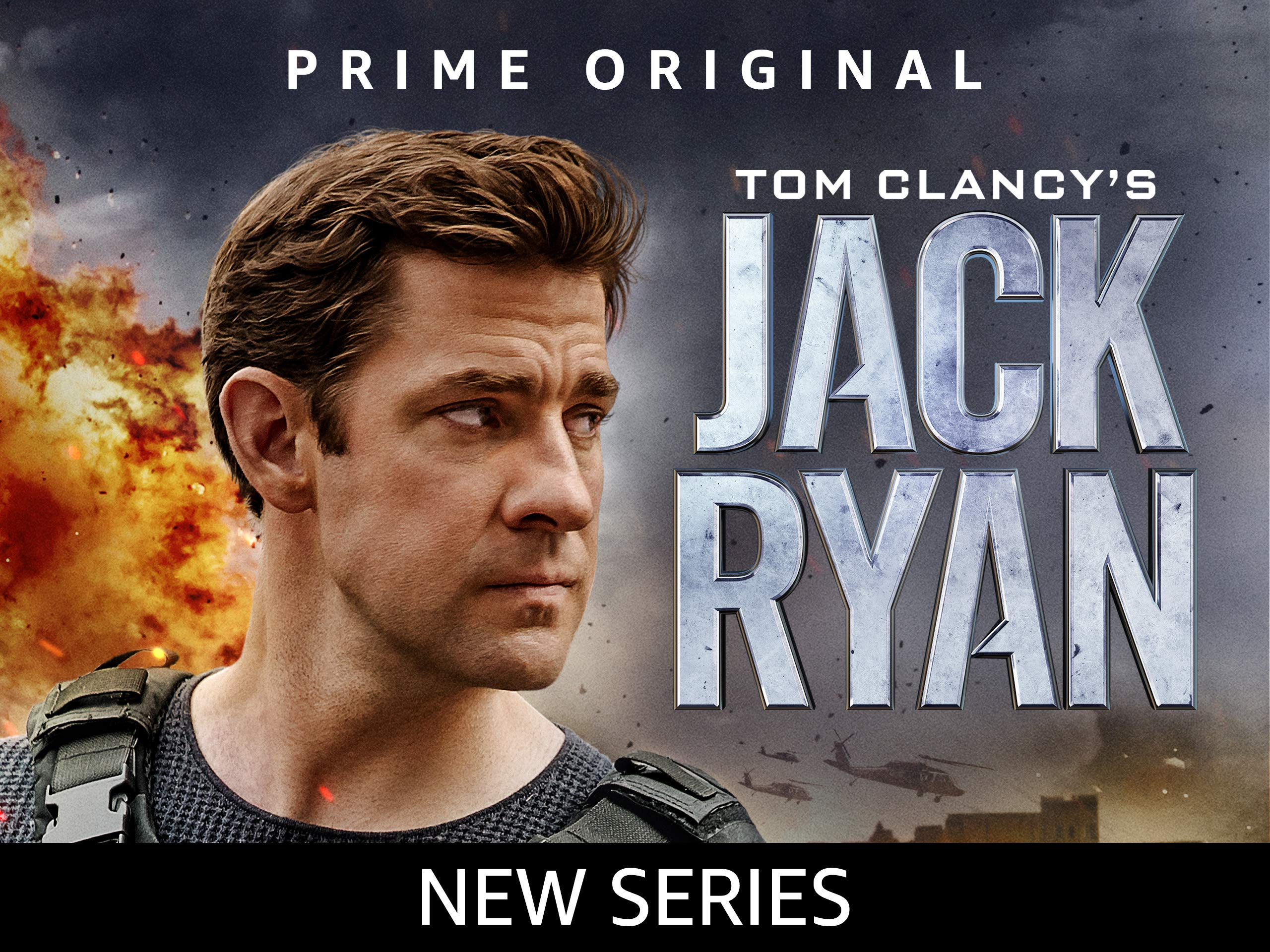 Be a Goddamn American and Watch Jack Ryan