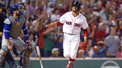 Mookie Betts is More Than Just the 2018 MVP