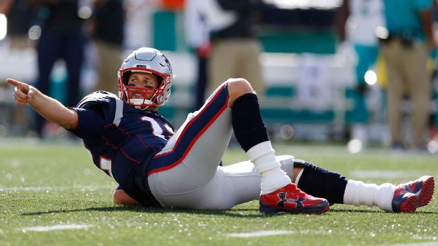 The Patriots Beat the Dolphins so Bad it was Pulled off the Air