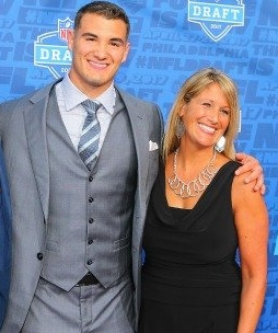 Mitchell Trubisky Found Out About the Khalil Mack Trade…From His Mom