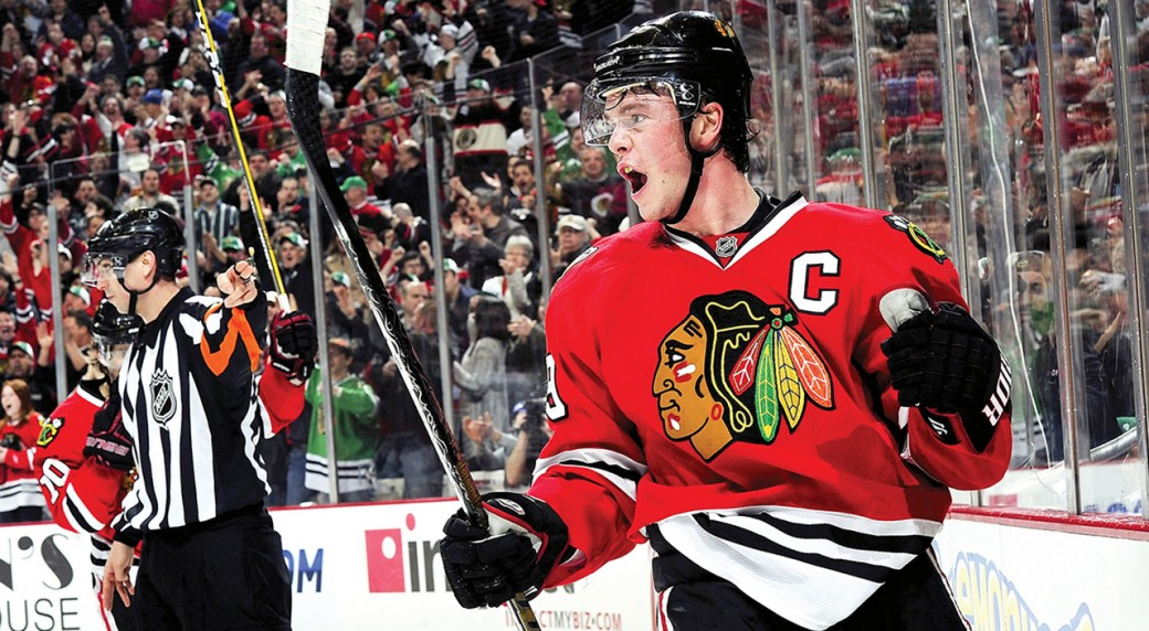 The Blackhawks are Back TONIGHT