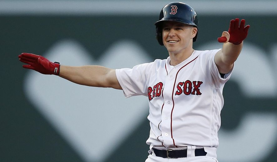 Brock Holt Becomes The First Player In MLB History to Hit for the Cycle in the Playoffs