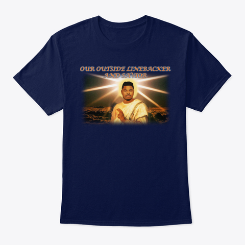 Chicago's Outside Linebacker and Savior T-Shirts are Available NOW!