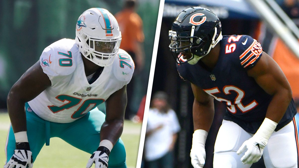 Fishing for Dolphins: 8 Pregame Thoughts on the Chicago Bears vs Miami Dolphins