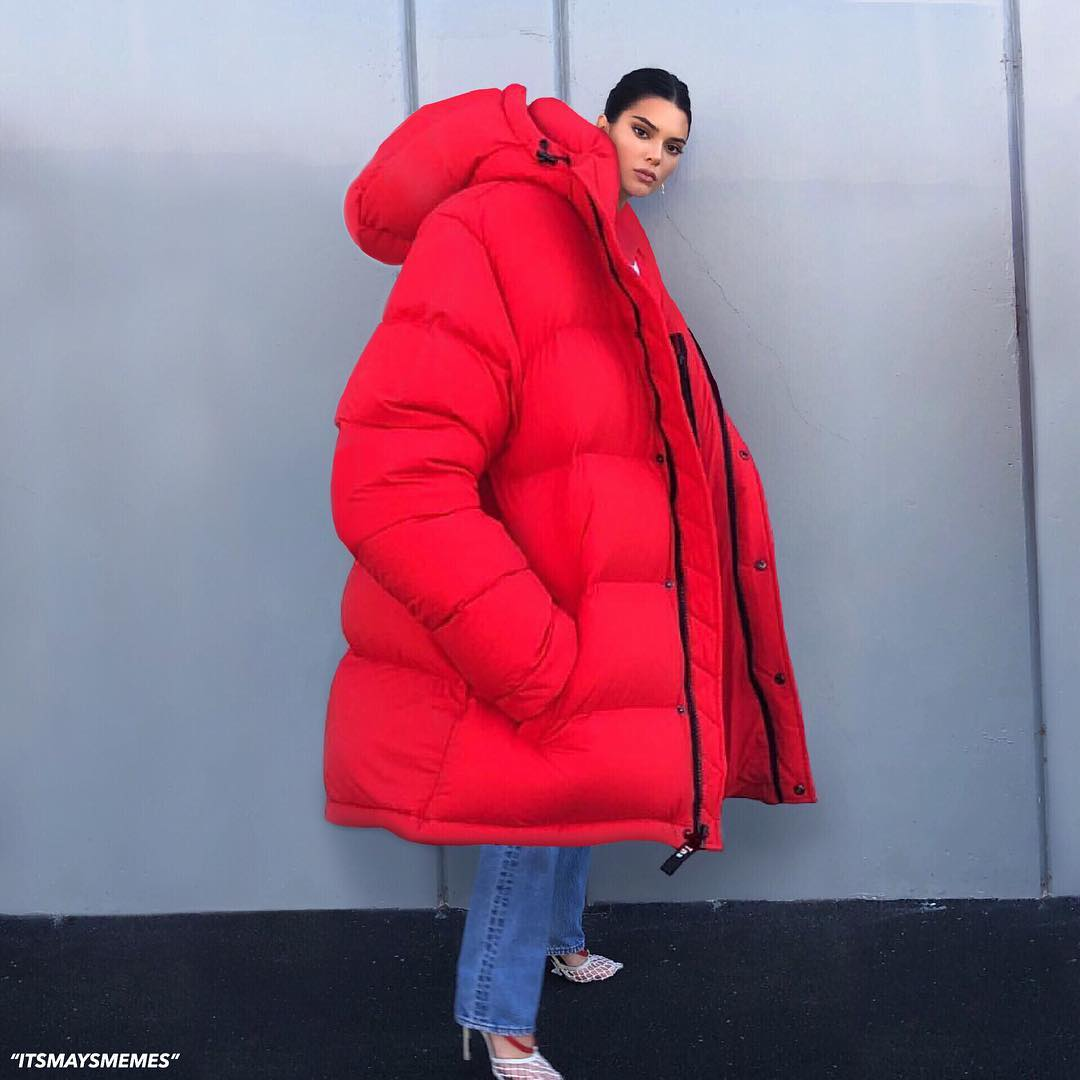 WTF is Kendall Jenner Wearing?