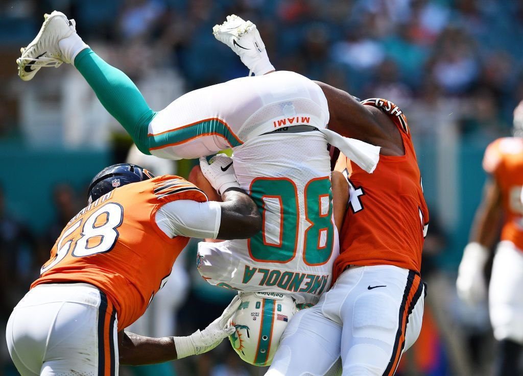 The Bears Got Brocked: 7 Thoughts on the Bears Loss Against the Dolphins