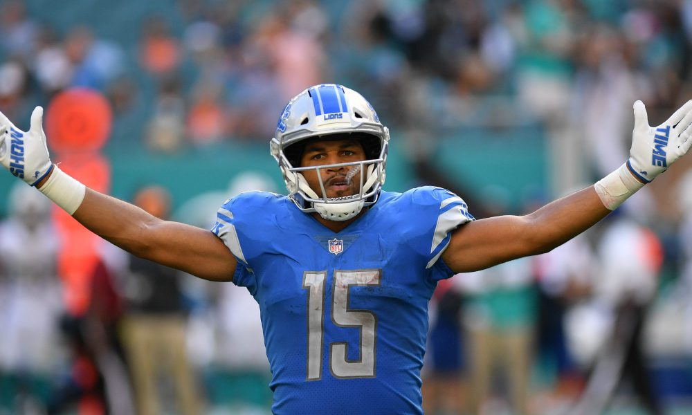 Did You Miss The Golden Tate Presser?  It's Ok As The Number One Golden Tate Fan I Have It Here