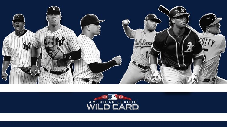 YANKS vs A's WILD CARD PREVIEW