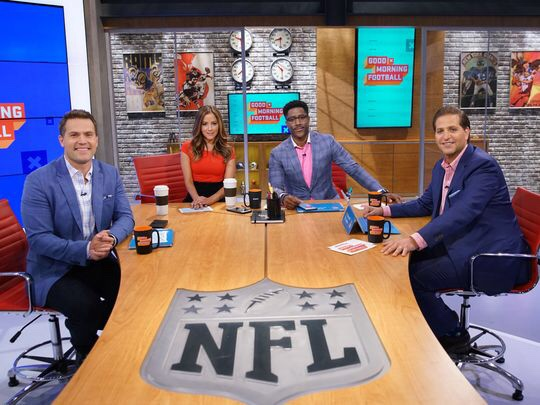 Football Friday:  GMFB.. GOOD MORNING FOOTBALL
