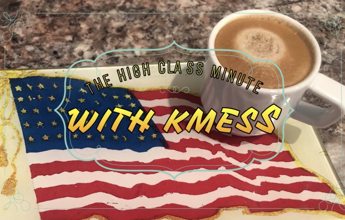 The High Class Minute with Kmess.  Stop Throwing Beer.