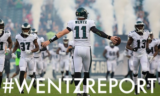 Dallas Week Wentz Report