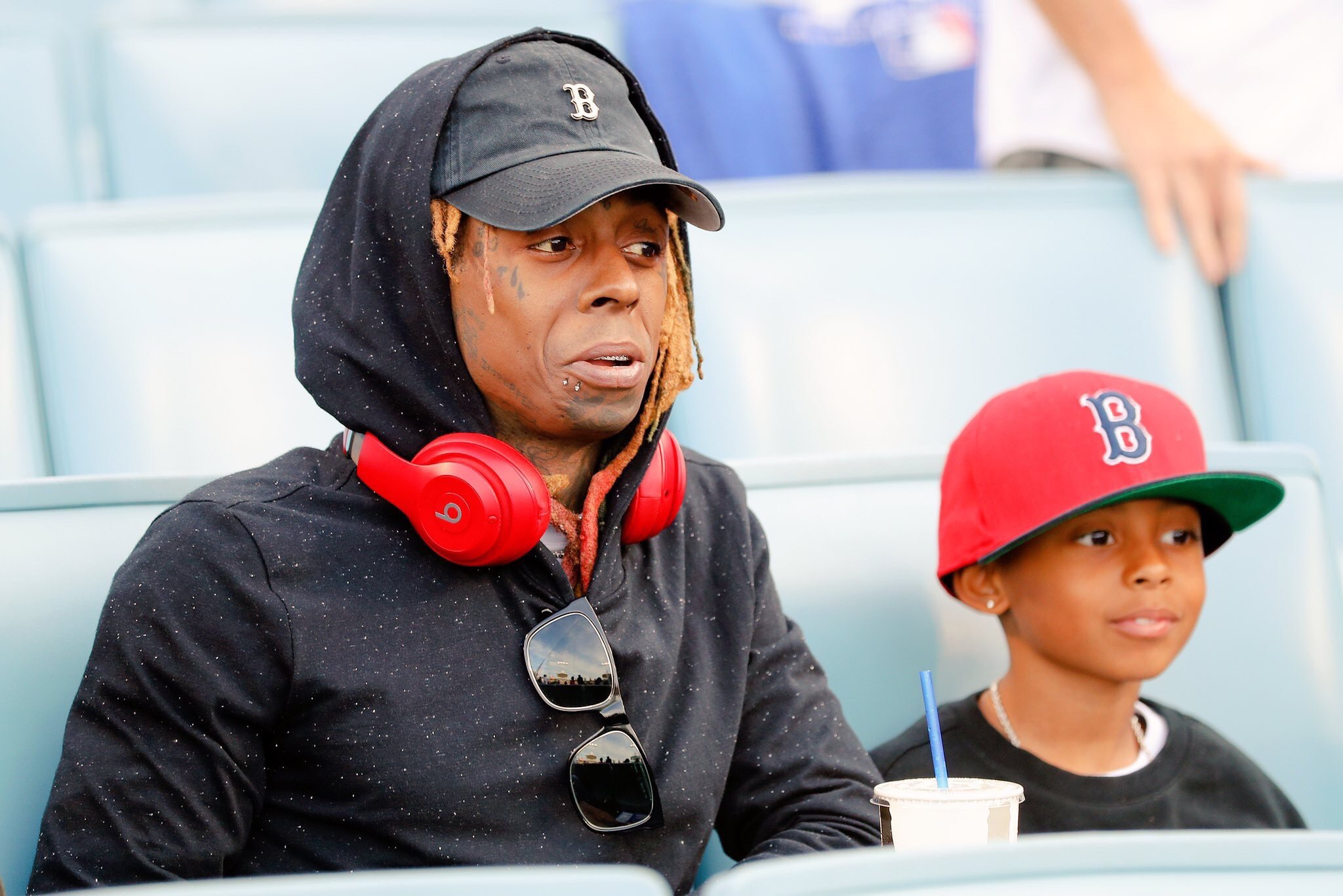 The Red Sox Should Give Lil Wayne An MVP Award For World Series Win
