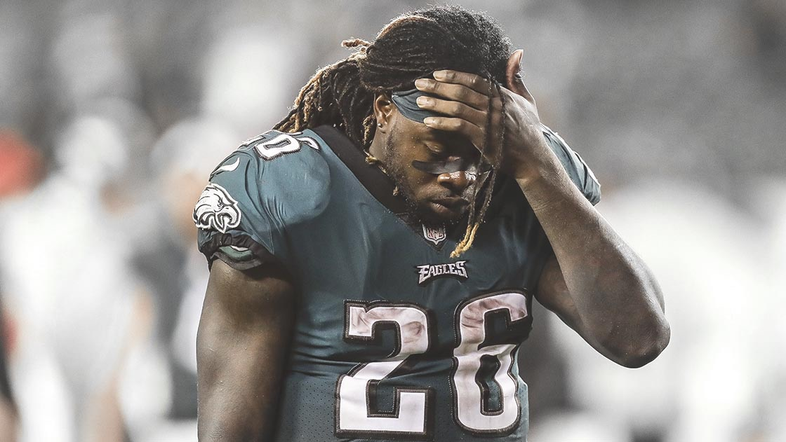 Ajayi Placed on IR