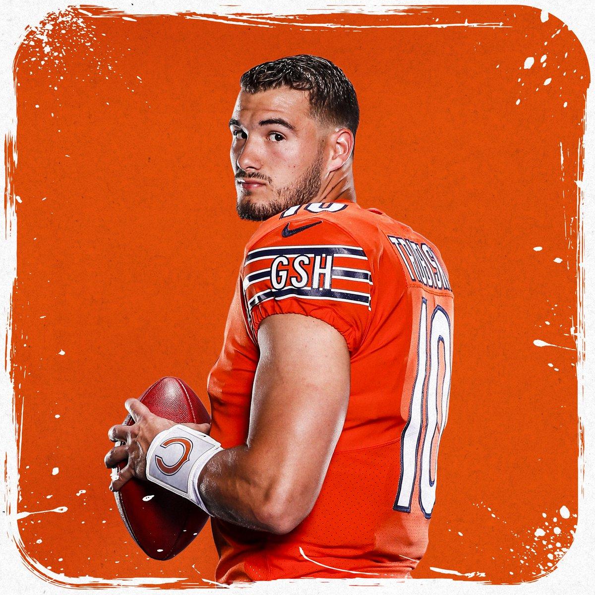 The Bears Orange Unis are Back this Sunday