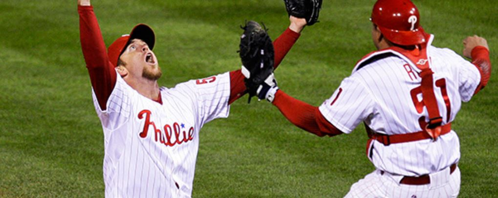 Today We Celebrate The Greatest World Series Champions Ever….The '08 Phillies