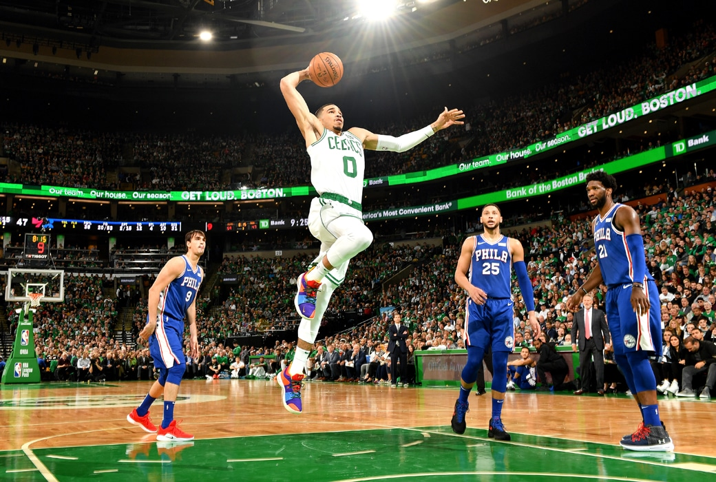 The NBA is Jayson Tatum's League and Everyone Needs to Accept That Sooner Than Later