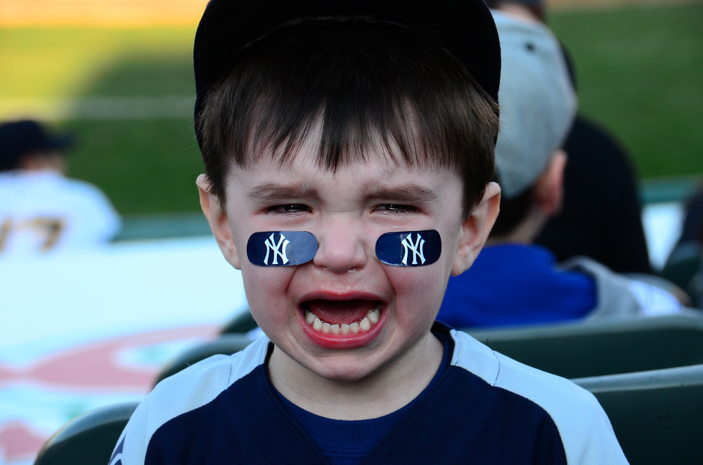 Feed Me Yankee Fan's Tears