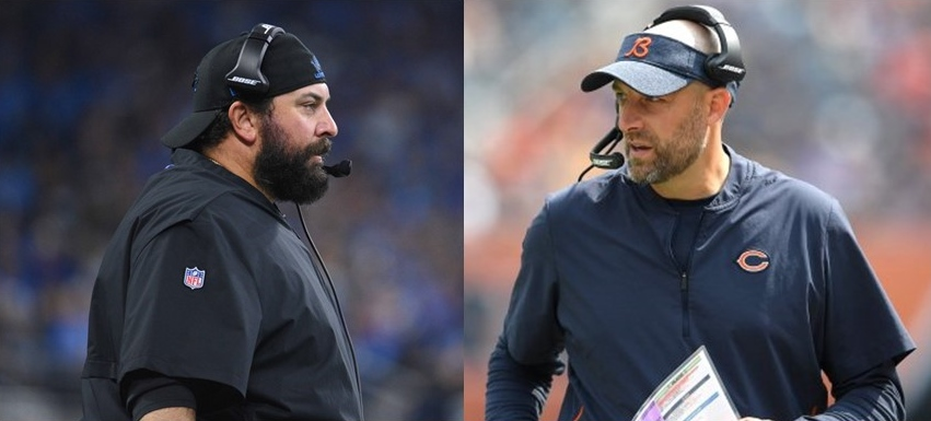The Nagy vs Patricia Rematch: 8 Pregame Thoughts on the Bears vs Lions