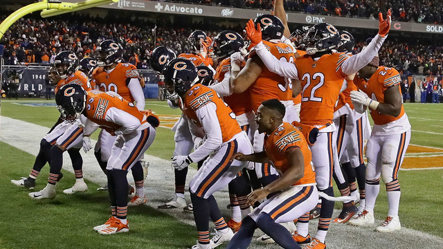 Shutting Up that Stupid Horn: 10 Thoughts on the Bears Win Against the Vikings