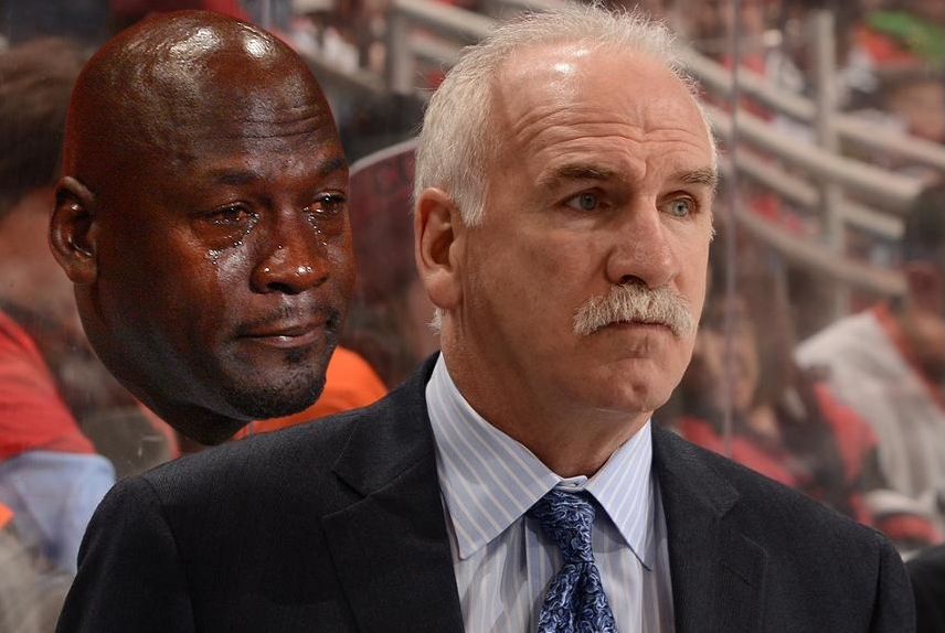 Blackhawks Fire Coach Q…This Isn't Right