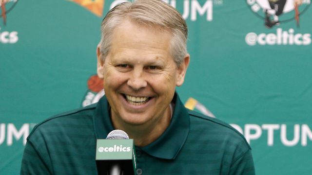Danny Ainge Has Something To Say About The Scary Terry Trade Rumors