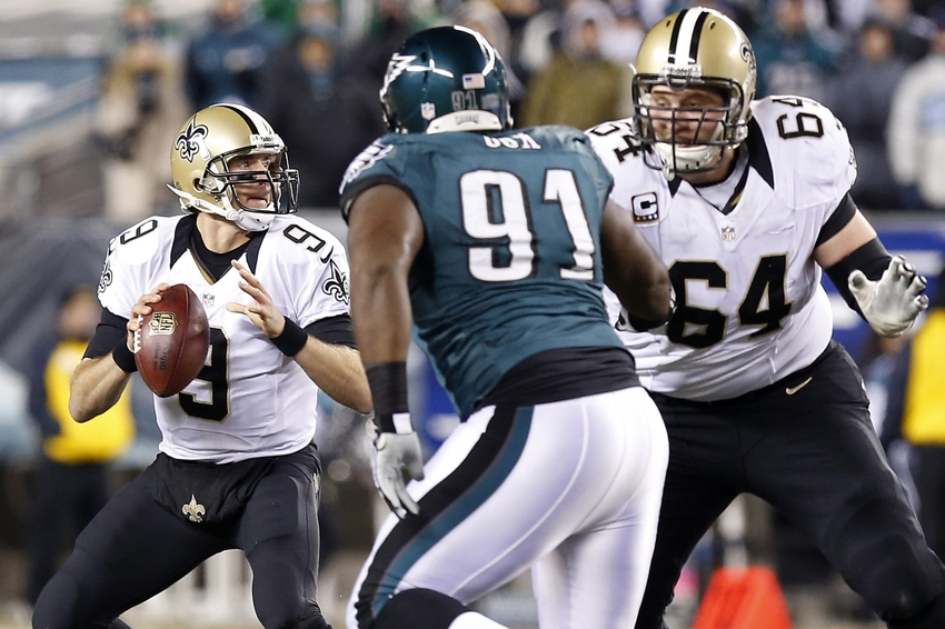 Eagles, Saints Preview