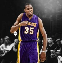 Pretty Much Confirmed: Kevin Durant To The Lakers