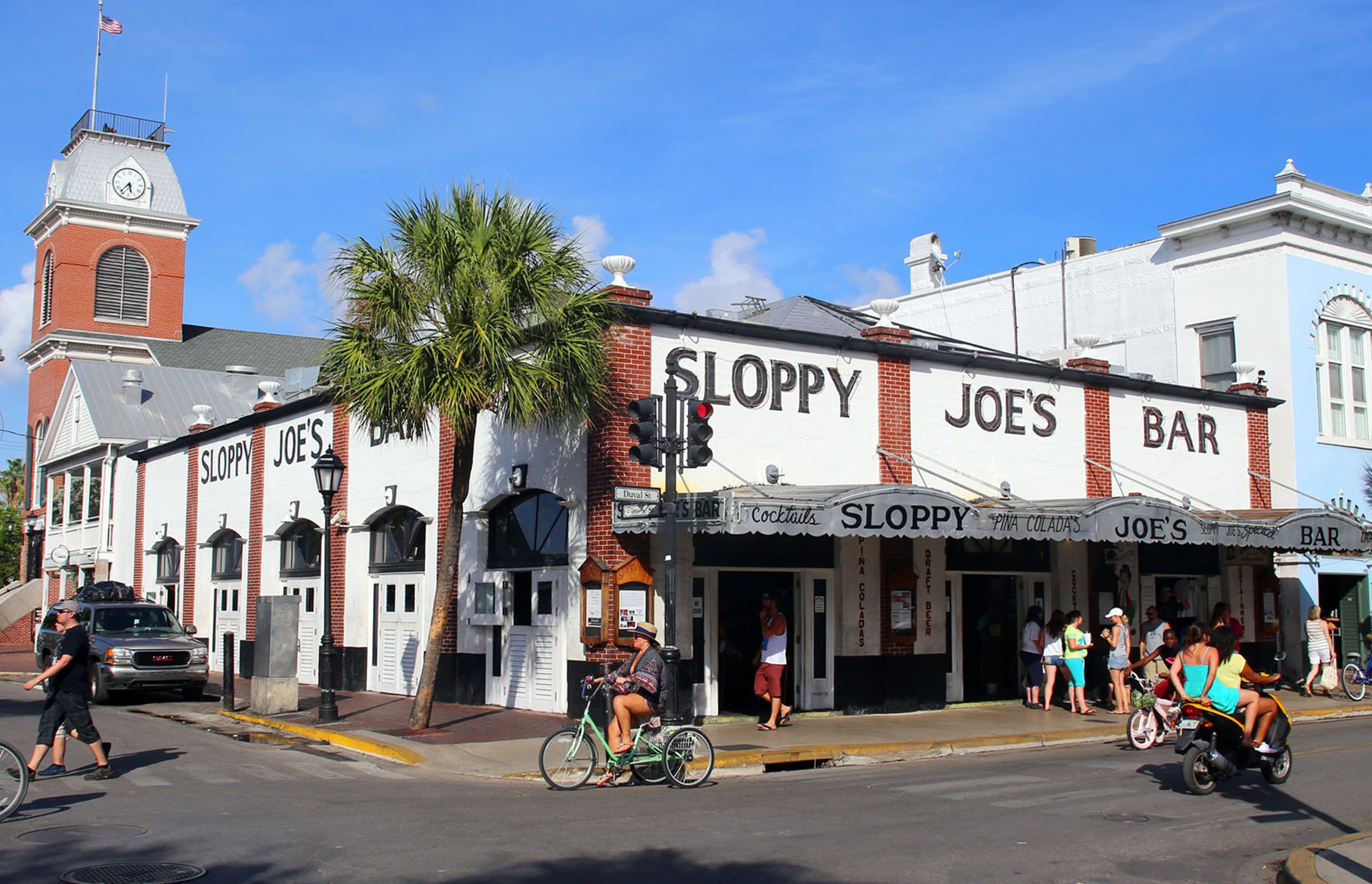 The Branded Hour:  Sloppy Joe's, Key West