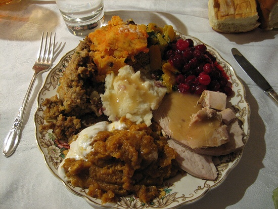 Thanksgiving Day Purge 2018: Unfollow/Unfriend Anyone That's Posts A Picture Of Their Plate Tomorrow
