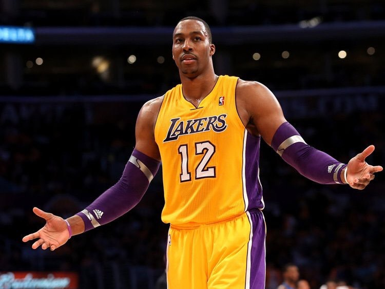 ICYMI: News That Shocks No One, Dwight Howard is a 6'11 Bottom