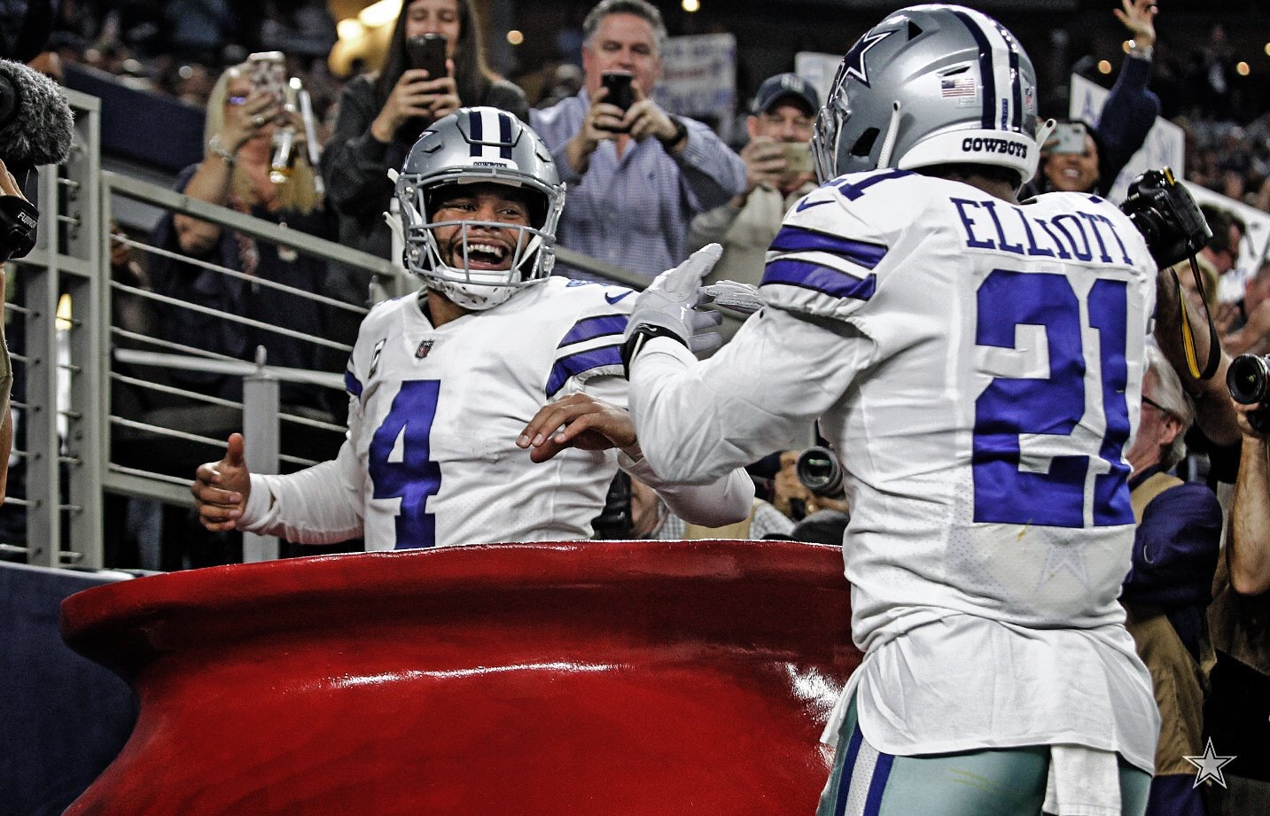 Can the Cowboys Shock the World?