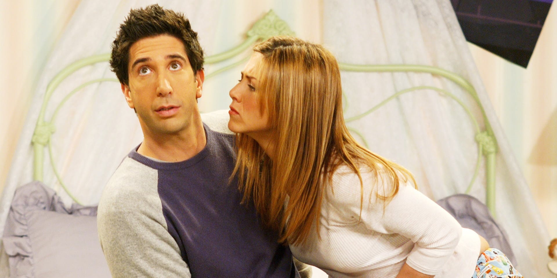 YouPorn Offers David Schwimmer $1 Million Dollars to Reenact Ross Geller in Friends Porn Parody